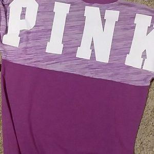 PINK Victoria's Secret Tops - VS PINK Sweatshirt